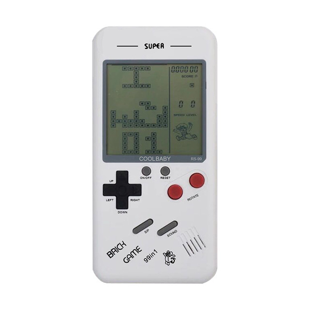 Coolbaby RS 99 Handheld Game Console Video Games Mini Player 35 Inch Screen For Children G