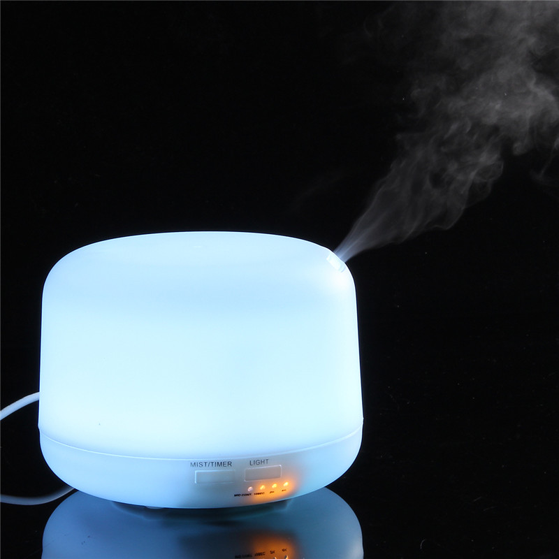 300ml aroma diffuser Changeable LED Light Essential Oil Aroms