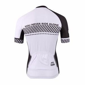 Image 2 - Wholesale 2019 3xl Road Uv Cycling Jersey Men Quick Dry Bicycle China Cycles Top MTB Dry Racing White Fit Blank Bike Shirts