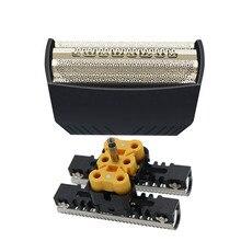 30B Foglio di schermo + razor per Braun Serie 3 Serie SmartControl 4000 SyncroPro & 7000 TriControl 5495 7505 7520 7650 rasoio rasoio