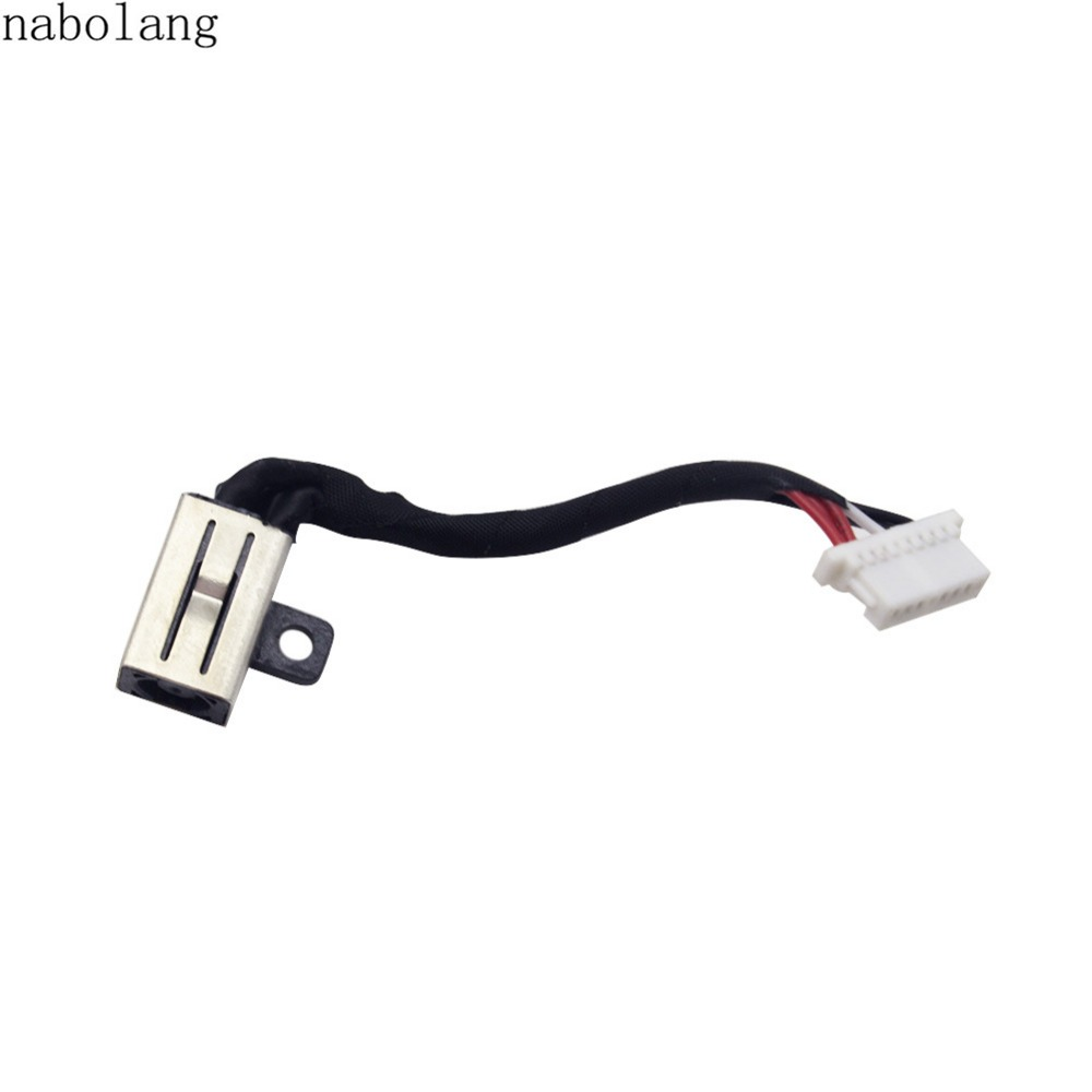 New Power Jack Cable repacement parts For Dell Inspiron 11 3000 3148 7347 7348 7352 laptop