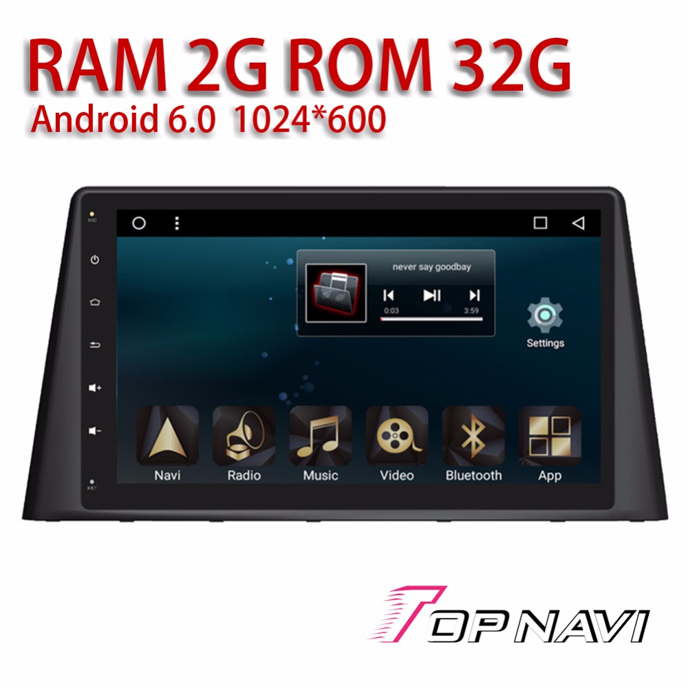 car multimedia para peugeot 308 2016 android 6 0 10 1 39 39 topnavi 2g ram 32g memoria interna. Black Bedroom Furniture Sets. Home Design Ideas