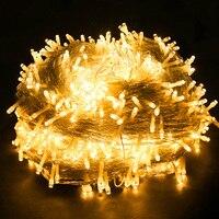 Thrisdar 100M 1000 LED Outdoor Christmas Led String Light 8 Modes Waterproof Party Wedding Holiday Xmas tree Fairy Garland Light