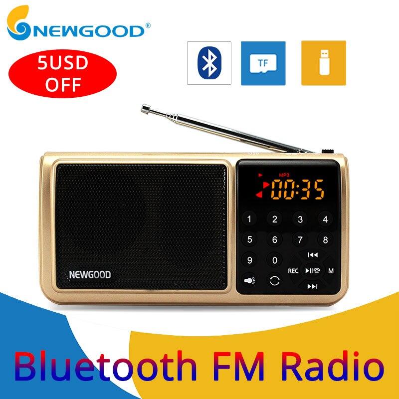 Tragbare Tasche DAB Bluetooth Digital Radio FM Radio Lautsprecher MP3-Player NEU
