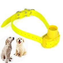Охотничий звуковой сигнал для собак ошейники водонепроницаемый ошейник для дрессировки собак 8 встроенных звуковых сигналов звуковой сигнал для собак спортивный тренировочный охотничий ошейник