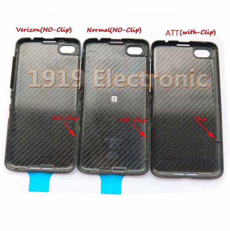 New Battery Door Back Cover Case Housing For BB BlackBerry Z30(China)