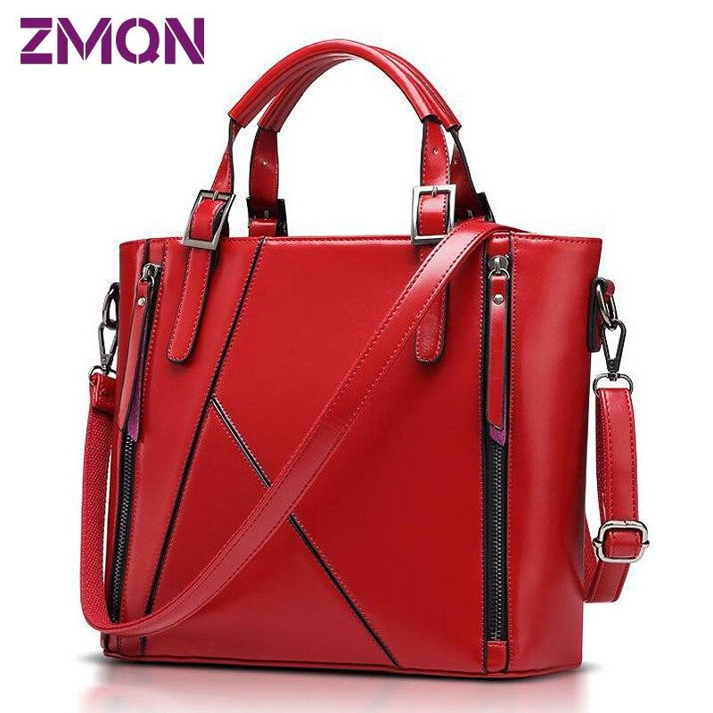 ФОТО High-grade Business Famous Designer Bags Handbags High Quality 2016 Bag For Women PU Leather Bucket Bag Red Shoulder Brand Sac
