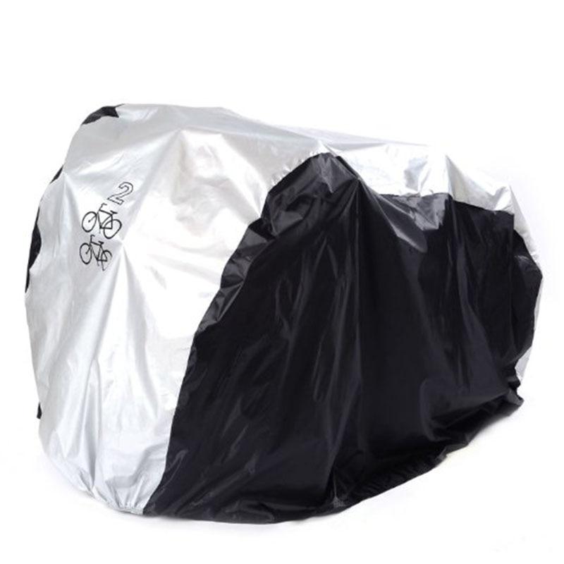 Waterproof Bicycle Bike Cover Sun Rain Dust Protector for 1//2//3 bikes Storage US