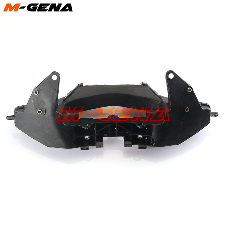 Motorcycle Front Light Headlight Upper Bracket Pairing For CBR600RR CBR600 RR CBR 600RR F5 2007 2008 2009 2010 2011 2012