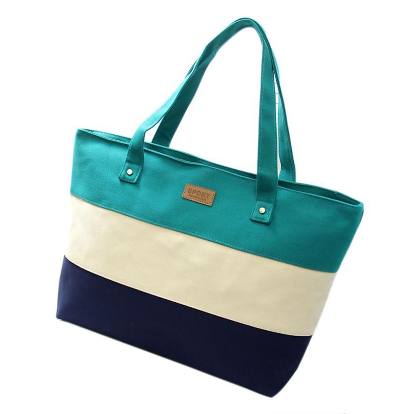 estilo japão mulheres lona sacolas Bags : Bolsa