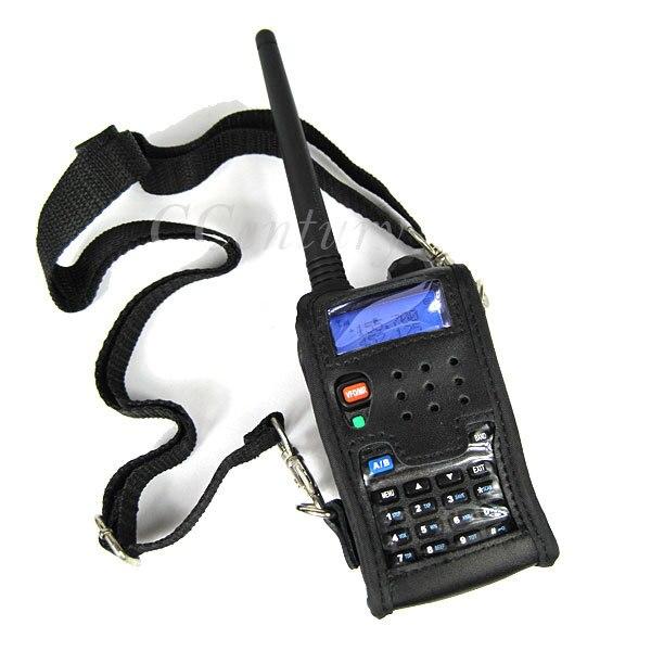 CORDURA NYLON Heavy Duty Case for Baofeng UV-5R UV-5R Plus UV-5RA UV-5RC Radio