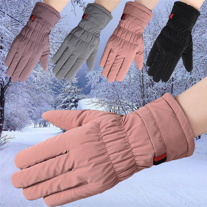 Women Gloves Waterprs