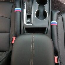 2 шт. автокресло Gap наполнитель мягкий коврик обивка Spacer для BMW X1 X5 1 E90 E91 E92 E93 E34 для BMW E60 E61 E82 E81 E87 E88 E84 E53 E70