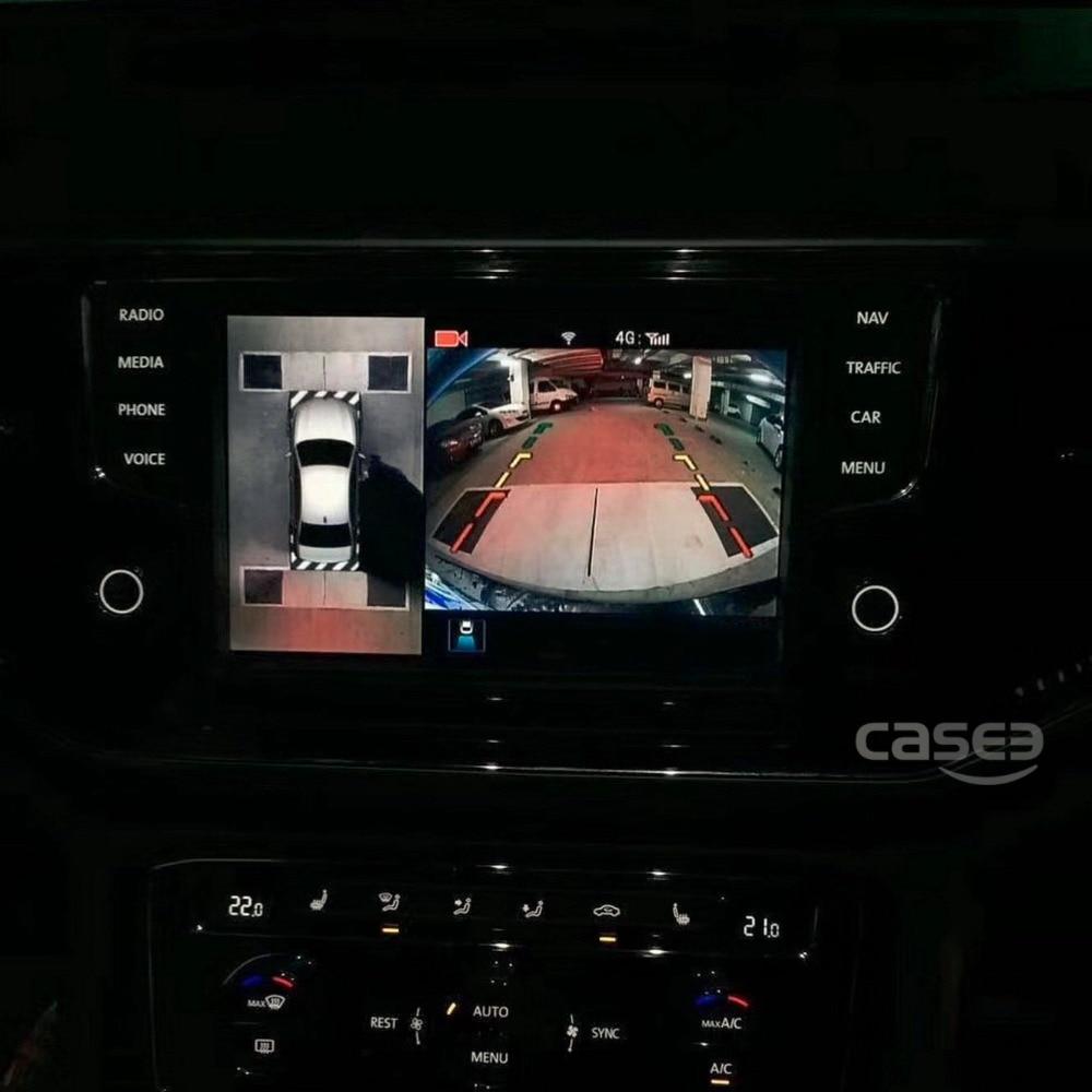 Night Vision B Car 360 Degree Camera Bird S Eye Round View Dvr