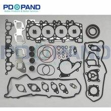 YD25 YD25DDTI двигатель полный комплект прокладок для Nissan NAVARA D40 Pathfinder R51 Murano NV350 Caravan 2.5L