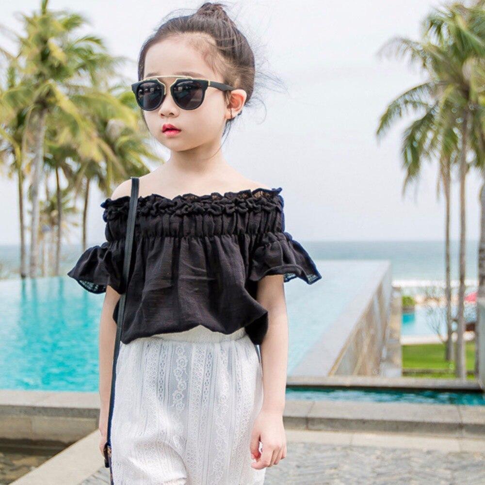 Shop For Cheap Design Metal Frame Kids Sunglasses Girls Boys Gasses Eyewear Children Sun Glasses Eyeglasses Uv400 #270910 Boy's Glasses