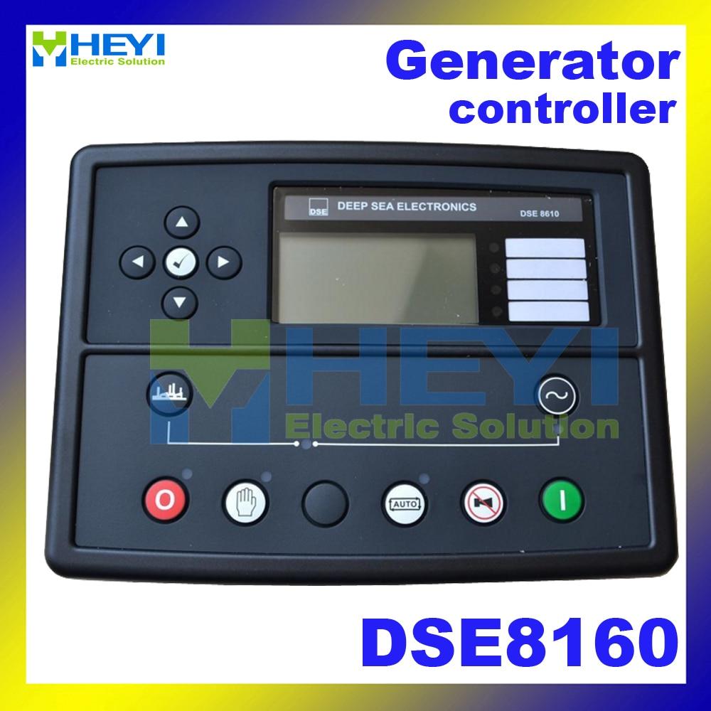 Self-starting generator set control module DSE8160 auto start load share moduleSelf-starting generator set control module DSE8160 auto start load share module