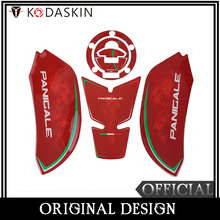 KODASKIN Motorcycle PANIGALE899 PANIGALE1099 PANIGALE1299 3D epoxy resin Tank Pad Sticker Decal Emblem