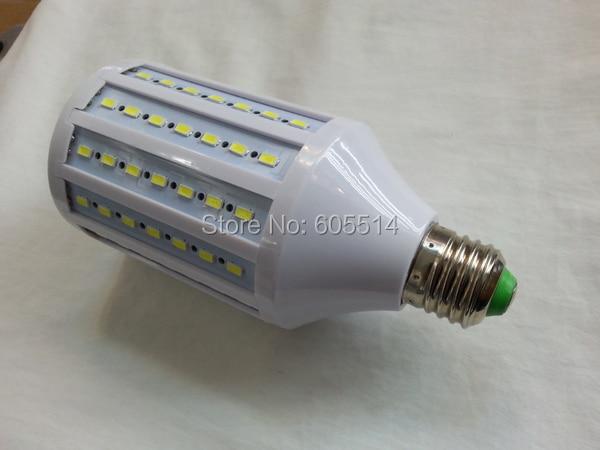 [Seven Neon]Free DHL shipping 10pcs 220V 18W 98leds 5730 SMD LED Corn Bulb Light ,E27 B22E14 LED corn bulb