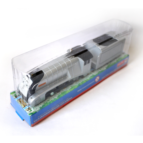 T0227 Electric Thomas and friend Spencer wtih a carriage Trackmaster engine Motorized train Chinldren kids toys