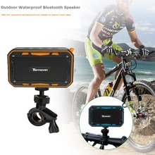 TOPROAD Portable IP67 Waterproof Bluetooth Speaker