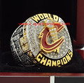 Copper solid 2016 Cleveland Cavaliers National Championship Ring 8-14 Size For James 23# free shipping