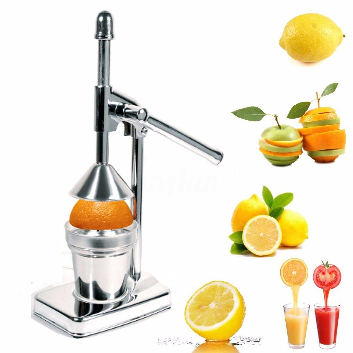 Manual Orange Juicer Lemon Juice Fruit Squeezer Extractor Hand Kitchen Tool V