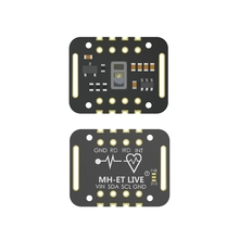 MH-ET LIVE MAX30102 Heart rate Sensor Module Puls detection Blood oxygen concentration test For Arduino Ultra-Low Power