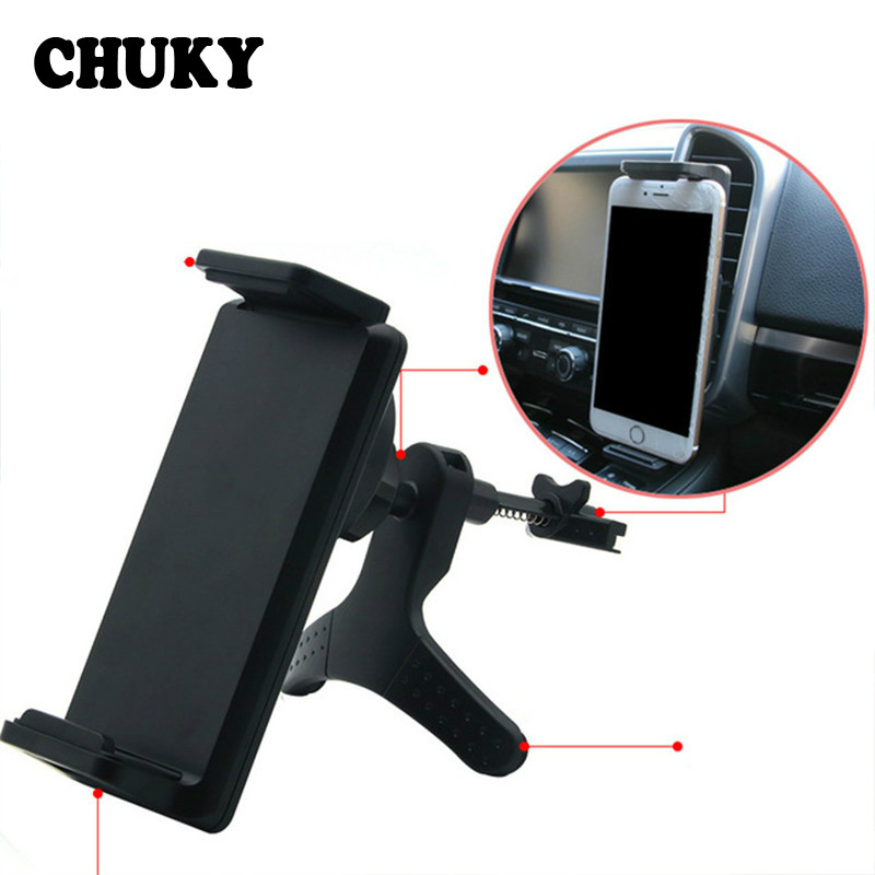 Universal Car Windshield Mount Stand cell phone Bracket <font><b>GPS</b></font> <font><b>Holder</b></font> For Abarth <font><b>Fiat</b></font> <font><b>500</b></font> BMW E60 Mercedes Benz W204 Volvo XC90 V70 image