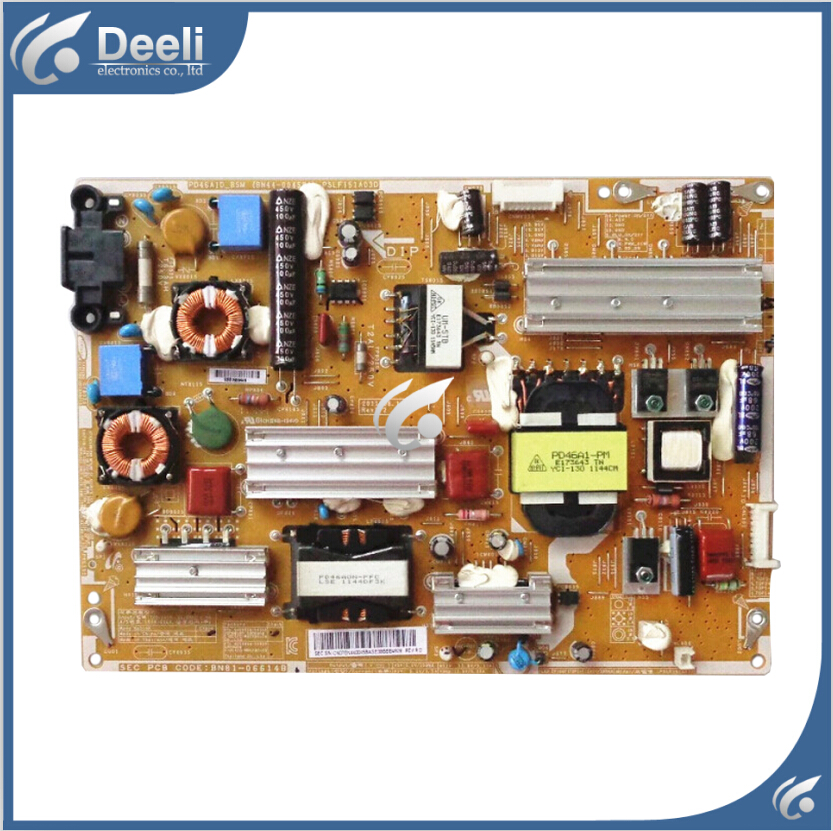good Working 95% NEW used for power supply board UA40D6000SJ BN44-00458A BN81-06614B 95% new original for power supply board 932be 932b 942b good working used board