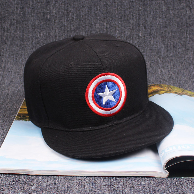 The New youth cap colorado rockies hat Captain America Pentagram embroidery  Baseball caps Hip-hop hat Outdoor Tour visor f65421ea862