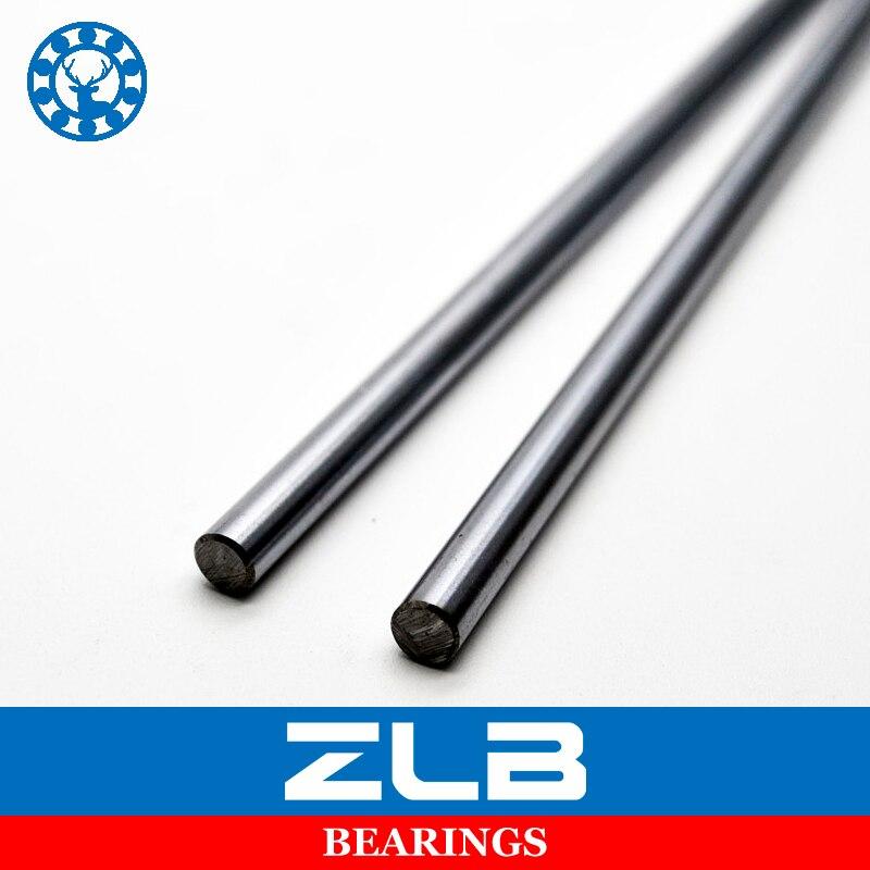 6mm Length 300mm Chrome 3d Printer Linear Motion Rod Bearing Linear Shaft Cnc Parts