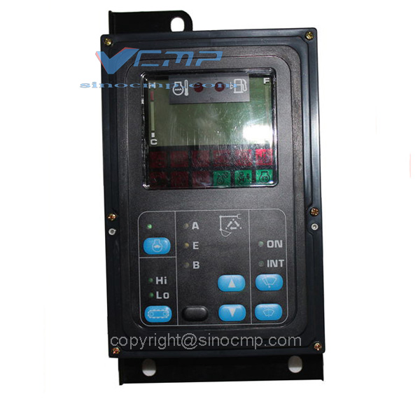 7835 10 2003 lcd screen display panel for PC200 7 PC200LC 7 excavator|panel|panel display|panel lcd - title=