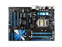 Free Shipping Original ASUS P7H55 Motherboard LGA1156 Intel H55 Chipset I3 I5 I7 16G DDR3 Work