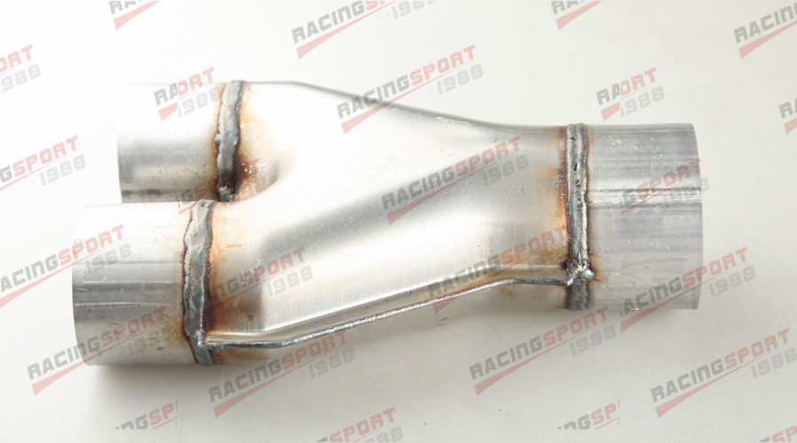 Exhaust Y Pipe Adapter 3