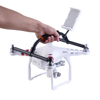 Hand-held Tripod Head RC Drone Quadcopter Cam Gimbal DIY Modification Accessories Handheld Camera PTZ for DJI Phantom 3 K5BO