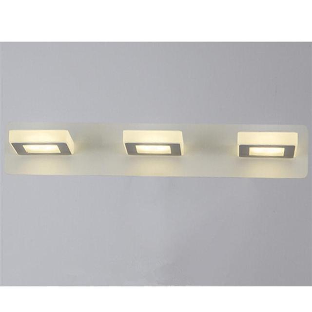 Badezimmer Leuchten Led 15 Watt Acryl Cube Bad Wandleuchten Licht ...