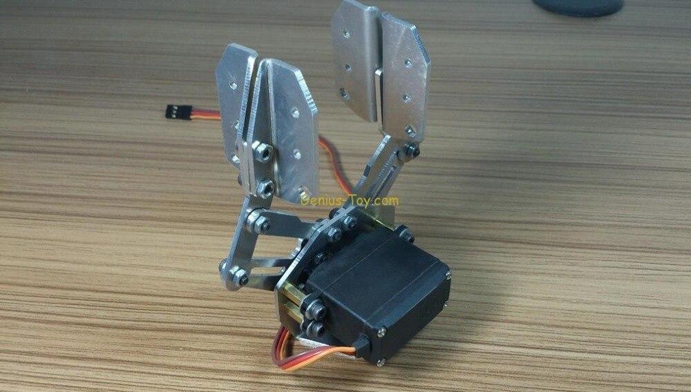 купить Manipulator Robot Gripper Robot Manipulator Metal Gripper Claw недорого