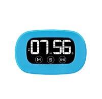 Mutfak Aracı LCD Dijital Dokunmatik Ekran Mutfak Sayacı Pratik Pişirme Count down Alarm Saat 100 dakika Loud Alarm Manyetik