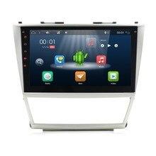 10,1 »2 DIN Автомобильный мультимедийный плеер Android 7.1.1 4 Core 16 ГБ Встроенная память gps Bluetooth USB костюм TOYOTA CAMRY 2006-2011