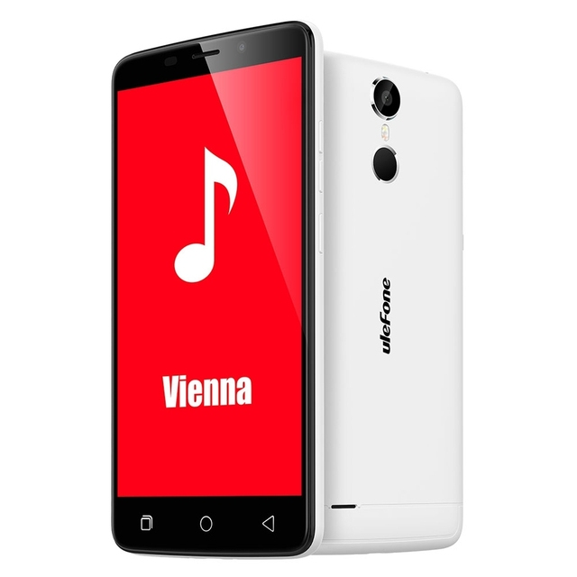 Ulefone Vienna Mobile Phone 5.5 Inch 1920x1080 FHD MTK6753 Octa Core Android 5.1 3GB RAM 32GB ROM 13MP CAM 4G LTE Fingerprint ID