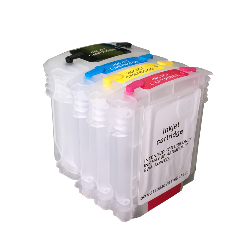 einkshop <font><b>940xl</b></font> Empty Refillable Ink Cartridge for hp 940 xl For HP Officejet Pro 8500 8500a All-in-One 8000 Printer image