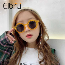 Elbru Kids Sunglasses Boys Girls 2020 New Fashion Children