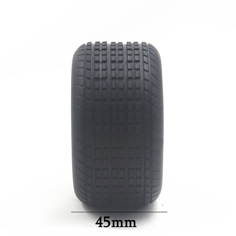 MOC BLOCKS Technic Parts 1pcs TYRE WIDE DIA 80X44 &RIM WIDE 43,2X26 W 6 HOL.DIA 4.8 Compatible With Lego For Kids Boys Toy