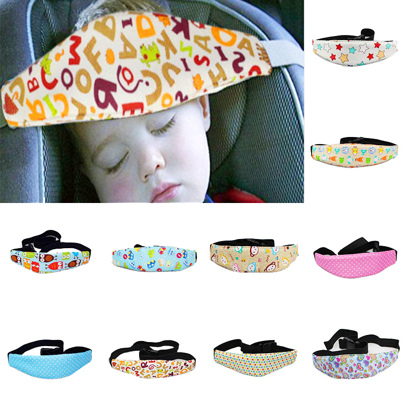 yoya stroller accessories 2017 children kids sleep safety band fixing belt car seat head support pad