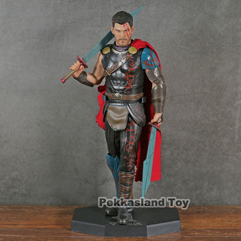 Crazy Toys Figure One:6 Marvel Super Hero The Avengers Thor 1/6th Scale Collection Movie Action Figure PVC Model Toy
