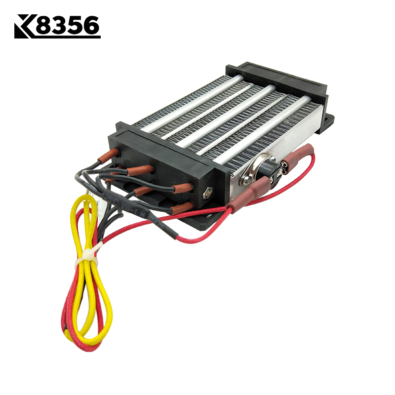 K8356 1 Pcs/lot 110V 750W PTC Ceramic Air Electric Heater Plate With Insulating Film Mini Heating Element Chips 140x76x26mm 220v 210x100mm white ir infrared curved ceramic heater plate air heating board pad for bga station mould metal clip ptc heater