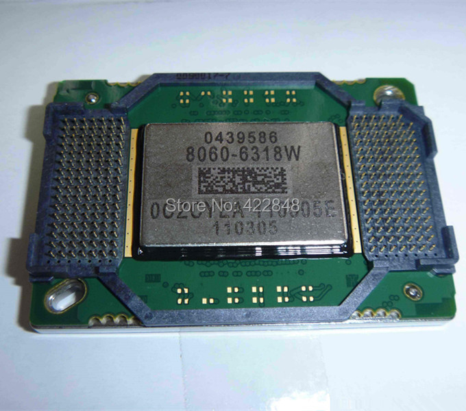 projector DMD chip 8060-6318W / 8060-6319W for Acer P1265  projectors 100% new original brand new projector dmd chip 8060 6318w 8060 6319w big dmd chip for many projectors 90 days warranty