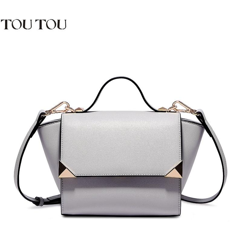 A1603 Fashion Mini Bat Tote Bag Crossbody Shoulder Messenger Bags for Women Handbag Torebka Hand bag sac femme TOUTOU
