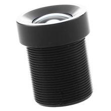 5 Packs 6mm Focus Length black Fixed Board Lens for CCTV Camera